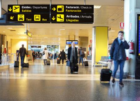 Aeroport et sécurité sonore incendie